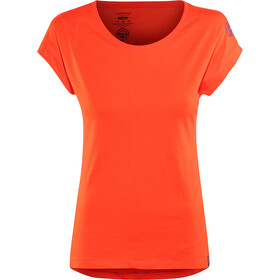 La Sportiva Chimney T-shirt Dame lily orange